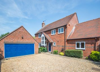 Thumbnail 4 bed detached house to rent in Daintrees, Widford, Ware