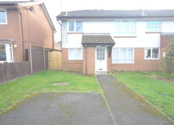 Thumbnail 1 bedroom maisonette to rent in Shackleton Way, Woodley, Reading