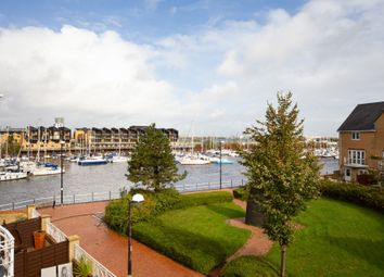 Thumbnail 4 bed semi-detached house for sale in Anchor Road, Chandlers Quay, Penarth Marina
