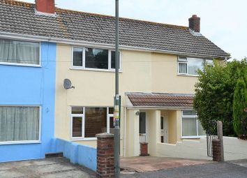 Thumbnail 2 bed terraced house for sale in Wishings Road, Brixham