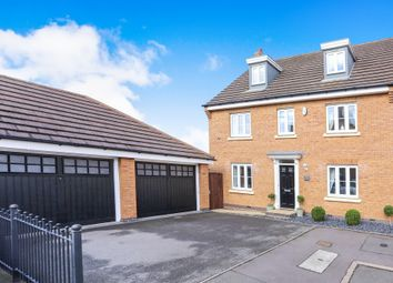 5 bed detached house for sale in Hough Way, Strawberry Fields Essington, Wolverhampton WV11