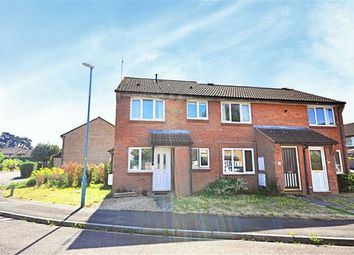 Thumbnail 1 bed end terrace house for sale in Harris Close, Churchdown, Gloucester