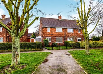 Thumbnail 2 bed semi-detached house for sale in Oldcotes Road, Dinnington, Sheffield
