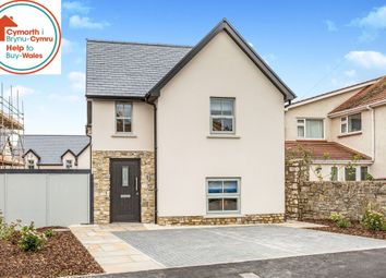 Thumbnail 3 bed detached house for sale in Rectory Drive, St. Athan, Barry
