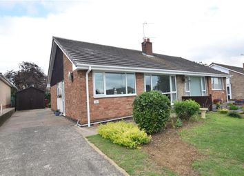Thumbnail 2 bed semi-detached bungalow for sale in St. Peters Avenue, Scunthorpe