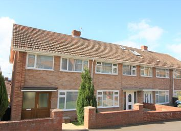 Thumbnail 3 bed end terrace house for sale in Cottey Crescent, Exeter