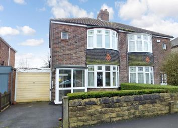 Thumbnail 2 bedroom semi-detached house for sale in Ashbury Drive, Norton, Sheffield