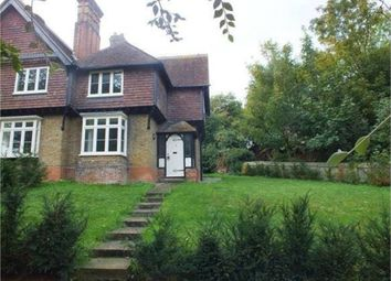 Thumbnail 2 bed cottage to rent in Wrens Hill, Norton, Faversham