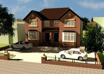Thumbnail 4 bed semi-detached house for sale in Shepperton, Surrey