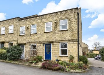 Thumbnail 2 bedroom end terrace house for sale in Chipping Norton, Oxfordshire