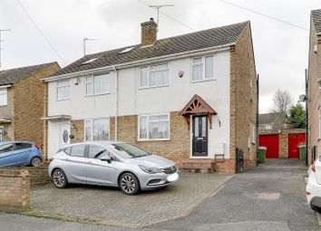 Thumbnail 2 bed semi-detached house for sale in Cherryfields, Sittingbourne