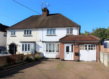 Thumbnail 4 bed semi-detached house for sale in Frimley Road, Ash Vale