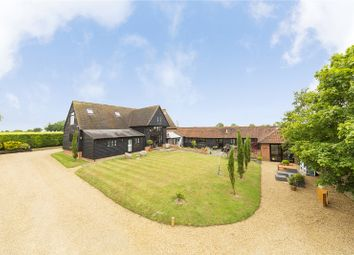 Thumbnail 5 bed detached house for sale in Beauchamp Roding, Ongar