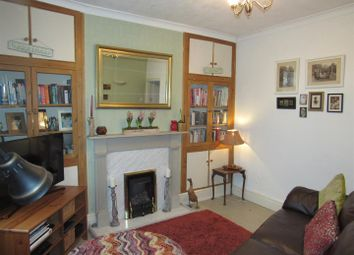 Thumbnail 2 bed terraced house for sale in Victoria Road, Whetstone, Leicester