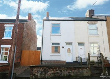 2 bed end terrace house for sale in Queen Street, Brimington, Chesterfield, Derbyshire S43