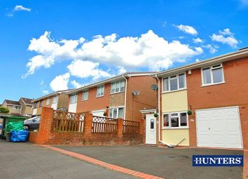 Thumbnail 3 bed semi-detached house to rent in Larkhill Road, Wollaston