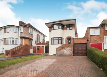 3 bed detached house for sale in Brownspring Drive, London SE9