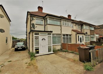 Thumbnail 3 bedroom end terrace house for sale in Oval Road North, Dagenham