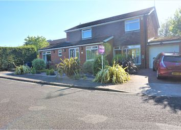 Thumbnail 5 bedroom detached house for sale in Skelton Court, Newcastle Upon Tyne