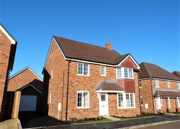 Thumbnail 4 bed detached house to rent in Tapestry Road, Andover, Hampshire