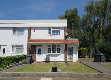 Thumbnail 4 bed end terrace house for sale in Elmwood Gardens, Handsworth Wood, Birmingham