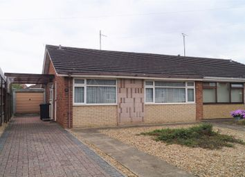 Thumbnail 2 bed semi-detached bungalow for sale in Pitt Mill Gardens, Hucclecote, Gloucester