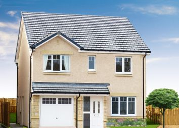 Thumbnail 4 bed detached house for sale in Alloa Park Drive Off, Clackmannan Road, Alloa, Clackmannanshire