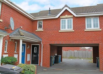Thumbnail 1 bed flat for sale in Wellingford Avenue, Widnes, Cheshire