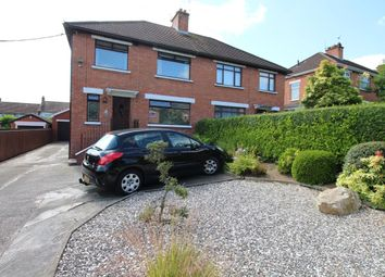 Thumbnail 3 bedroom semi-detached house for sale in Knockfergus Park, Greenisland, Carrickfergus
