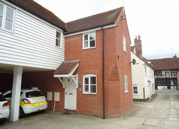 Thumbnail 2 bed property to rent in Byron Yard, North Hill, Colchester, Essex