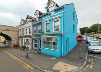 Thumbnail 4 bed terraced house for sale in Ryland Place, Folkestone