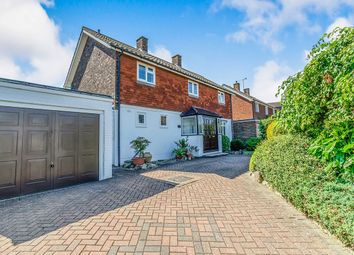 Thumbnail 3 bed detached house for sale in Brompton Farm Road, Rochester