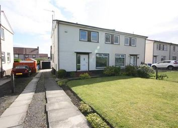 Thumbnail 3 bed semi-detached house for sale in High Road, Saltcoats
