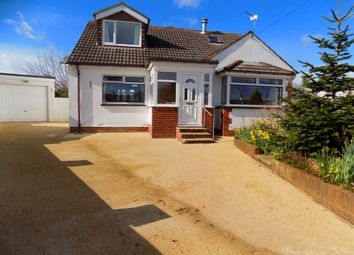 Thumbnail 5 bed detached bungalow for sale in Luscombe Close, Ipplepen, Newton Abbot