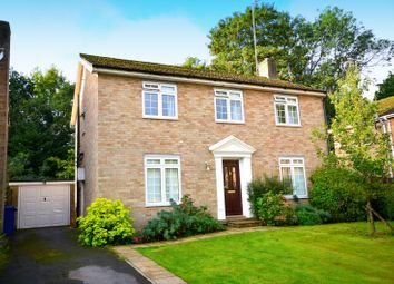 Thumbnail 4 bed detached house for sale in Overford Close, Cranleigh