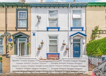 Thumbnail 4 bed terraced house for sale in Victoria Road, Great Yarmouth
