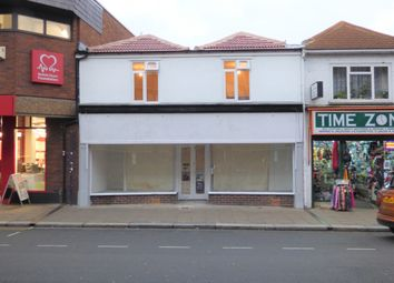 Retail premises to let in New Road, Gravesend DA11