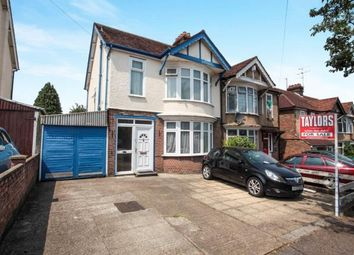 Thumbnail 3 bedroom semi-detached house for sale in Cutenhoe Road, Luton, Bedfordshire