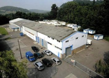 Thumbnail Light industrial to let in Industrial - Hadnock Road Industrial Estate, Monmouth