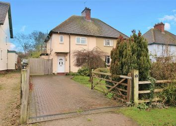 Thumbnail 3 bed semi-detached house for sale in Station Road, Fenny Compton, Southam