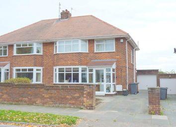 Thumbnail 3 bedroom semi-detached house to rent in Holm Lane, Prenton
