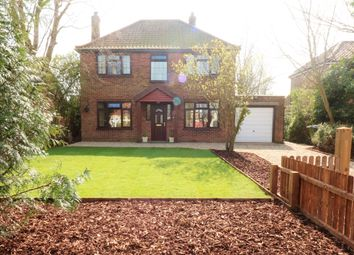 Thumbnail 4 bed detached house for sale in School Lane, Toftwood