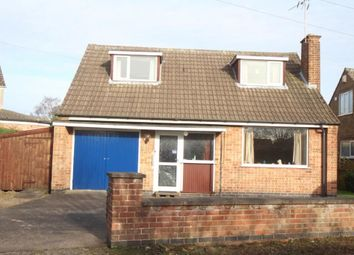 Thumbnail 3 bed detached house for sale in Red Lion Lane, Newbold Verdon, Leicester