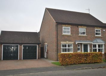 Thumbnail 4 bed detached house for sale in Jubilee Close, Boston