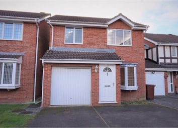 Thumbnail 3 bed detached house for sale in Osprey Close, Bicester