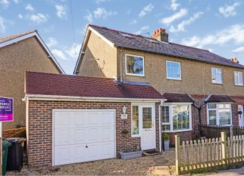 Thumbnail 4 bed semi-detached house for sale in Kingsham Road, Chichester