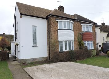 Thumbnail 3 bed semi-detached house for sale in Beecroft Way, Dunstable
