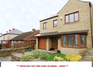 Thumbnail 5 bedroom detached house for sale in Leymoor Road, Golcar, Huddersfield