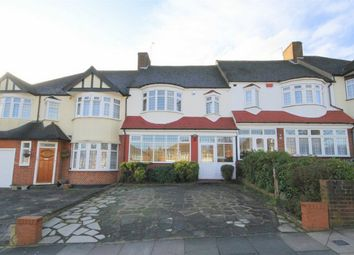 Thumbnail 3 bed terraced house for sale in Seafield Road, London