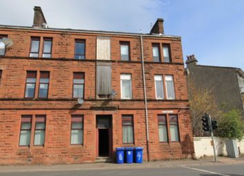 Thumbnail 1 bedroom flat to rent in Thornhill, Johnstone